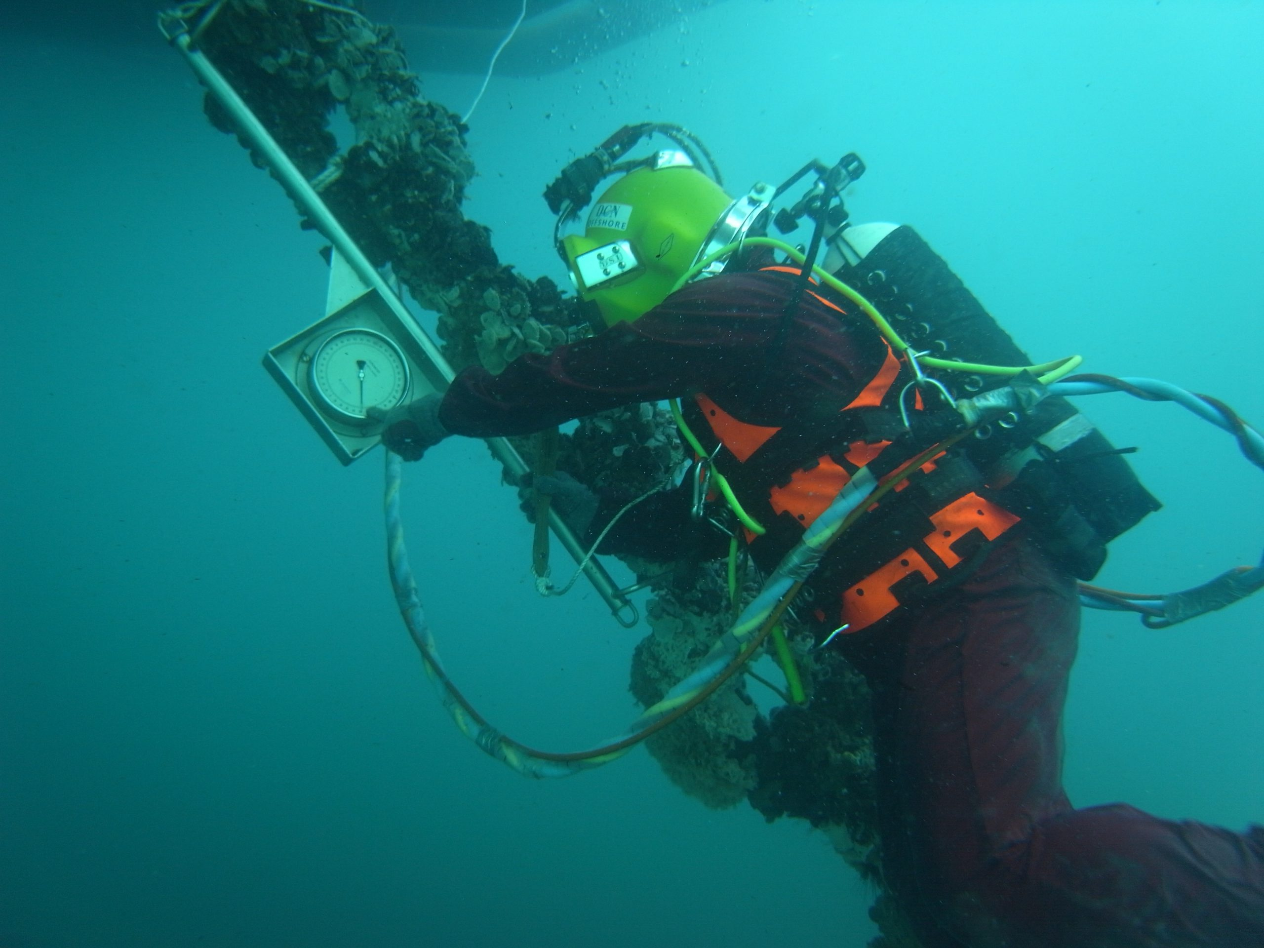 DRY DOCKING INSPECTION - Marine Eagle underwater Services